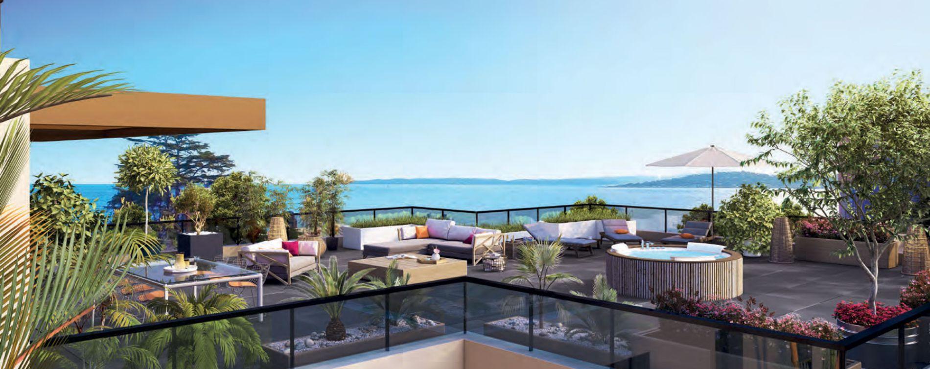 Roquebrune-sur-Argens : programme immobilier neuve « Cap Turquoise » en Loi Pinel (2)