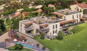 Roquebrune-sur-Argens : programme immobilier neuf « Cap Turquoise » en Loi Pinel