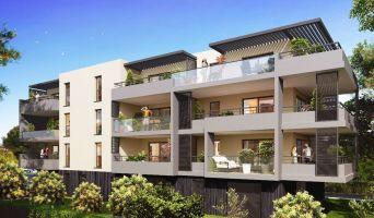 Saint-Raphaël : programme immobilier neuf « Carré Aurélien » en Loi Pinel