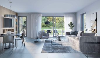Résidence « Fleur D'Esterel » programme immobilier neuf en Loi Pinel à Saint-Raphaël n°2