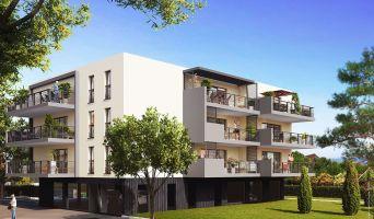 Saint-Raphaël : programme immobilier neuf « Jardin Aurélien » en Loi Pinel