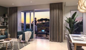 Résidence « June » programme immobilier neuf en Loi Pinel à Saint-Raphaël n°2