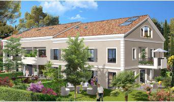 Photo du Résidence « La Bastide Jessica » programme immobilier neuf en Loi Pinel à Saint-Raphaël
