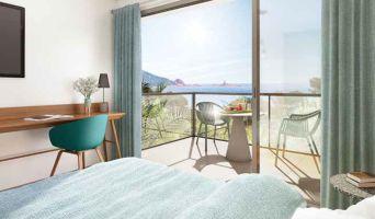 Résidence « La Plage » programme immobilier neuf à Saint-Raphaël n°4