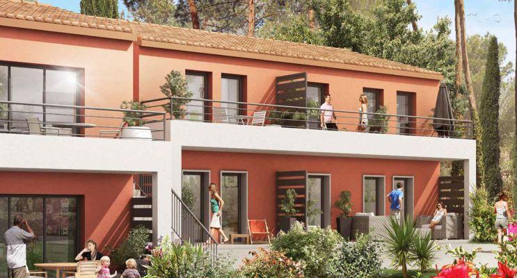 Résidence « La Plage » programme immobilier neuf à Saint-Raphaël n°2