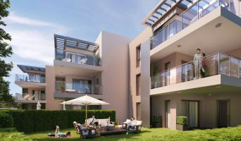 Résidence « Maya » programme immobilier neuf en Loi Pinel à Saint-Raphaël n°2