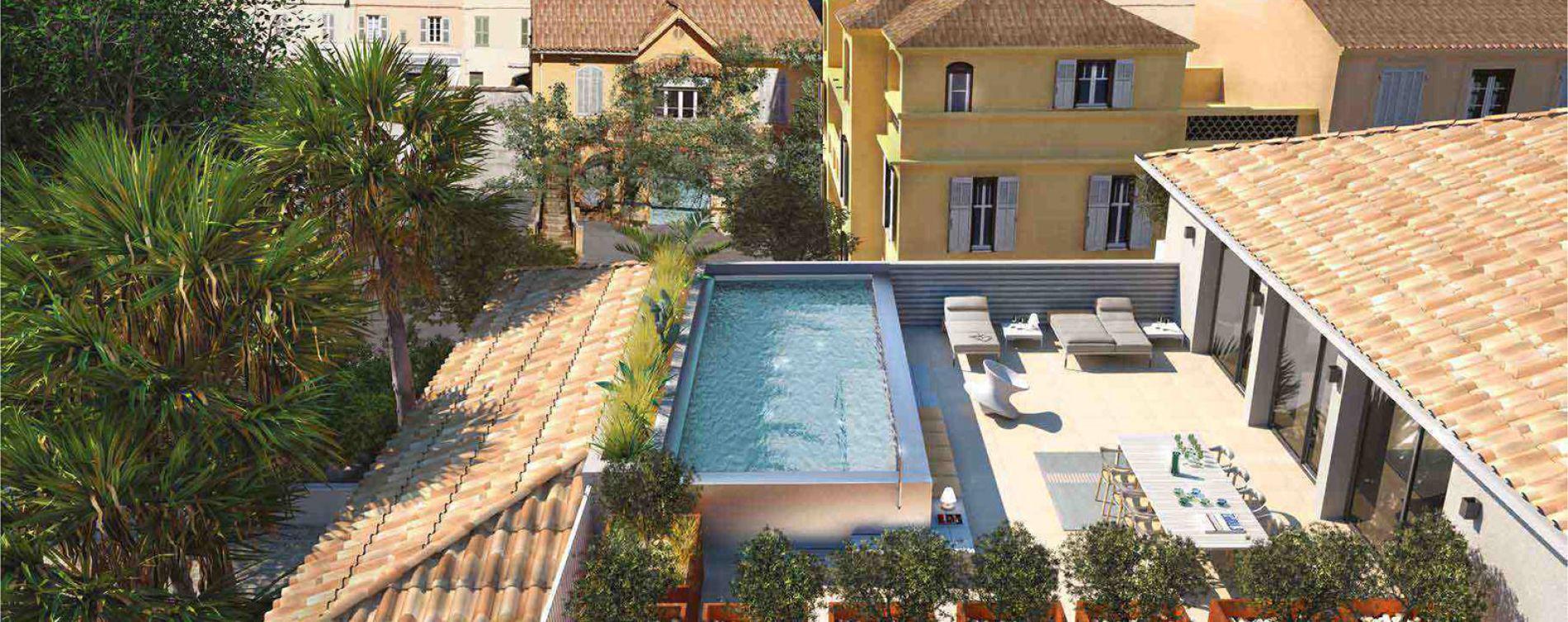 Résidence Breeze à Saint-Tropez