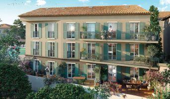 Photo du Résidence « Demeure d'Oscar » programme immobilier neuf à Saint-Tropez