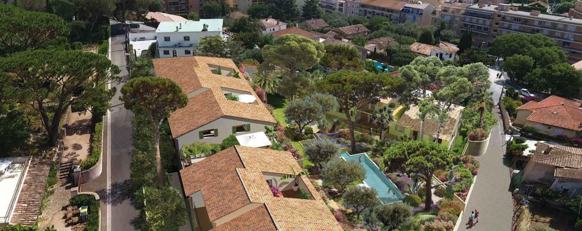 Résidence Ambre à Sainte-Maxime