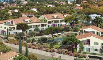 Résidence « Ambre » programme immobilier neuf en Loi Pinel à Sainte-Maxime n°2