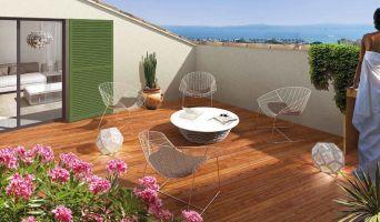 Résidence « Ambre » programme immobilier neuf en Loi Pinel à Sainte-Maxime n°4