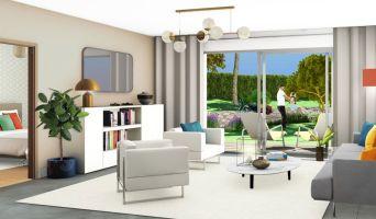 Sainte-Maxime programme immobilier neuve « Domaine de Belles Pierres »  (2)
