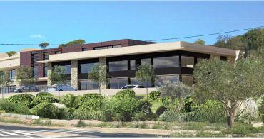 Sainte-Maxime programme immobilier neuf « Résidence Meinier » en Loi Pinel