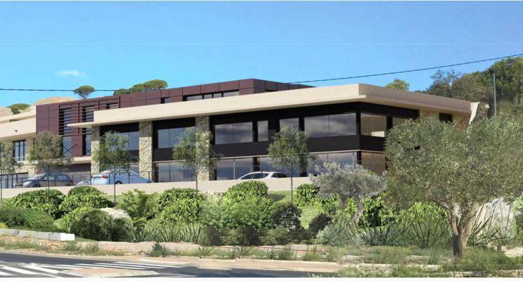 Photo du Résidence « Résidence Meinier » programme immobilier neuf à Sainte-Maxime