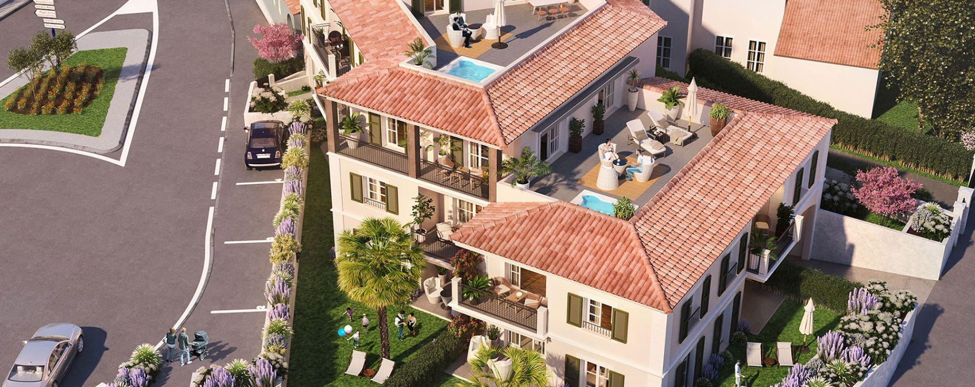 Résidence Villa Massimo à Sainte-Maxime