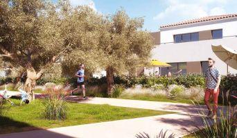 Résidence « Le Domaine De Rose » programme immobilier neuf en Loi Pinel à Sanary-sur-Mer n°2