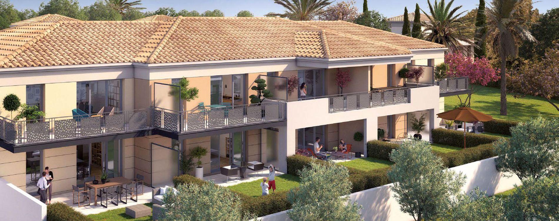 Sanary-sur-Mer : programme immobilier neuve « Terra'Sana » en Loi Pinel (2)