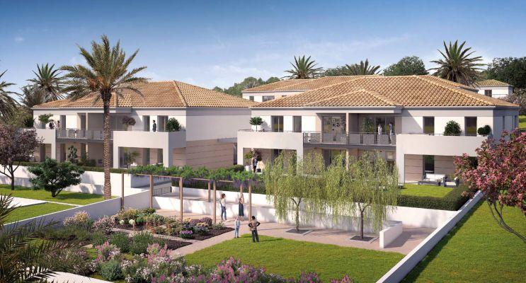 Photo du Résidence « Terra'Sana » programme immobilier neuf en Loi Pinel à Sanary-sur-Mer