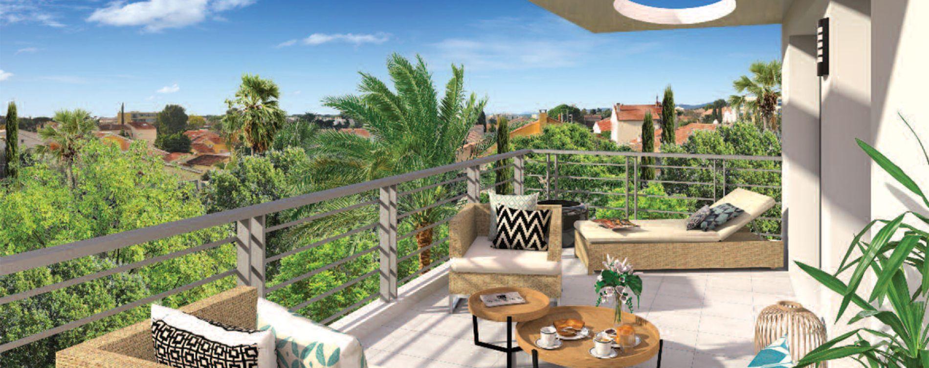 Six-Fours-les-Plages : programme immobilier neuve « Via Mare » en Loi Pinel (3)
