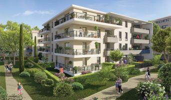 Six-Fours-les-Plages : programme immobilier neuf « Via Mare » en Loi Pinel