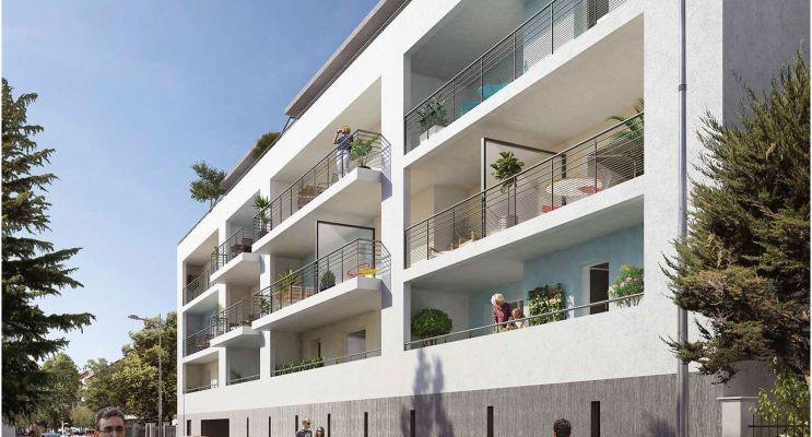 Photo n°1 du Résidence « Alfred & Georges » programme immobilier neuf en Loi Pinel à Toulon