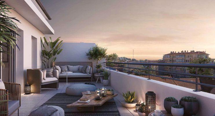 Photo n°2 du Résidence « Alfred & Georges » programme immobilier neuf en Loi Pinel à Toulon