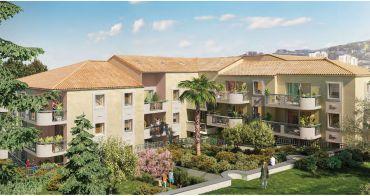 Toulon programme immobilier neuf « Allegria » en Loi Pinel