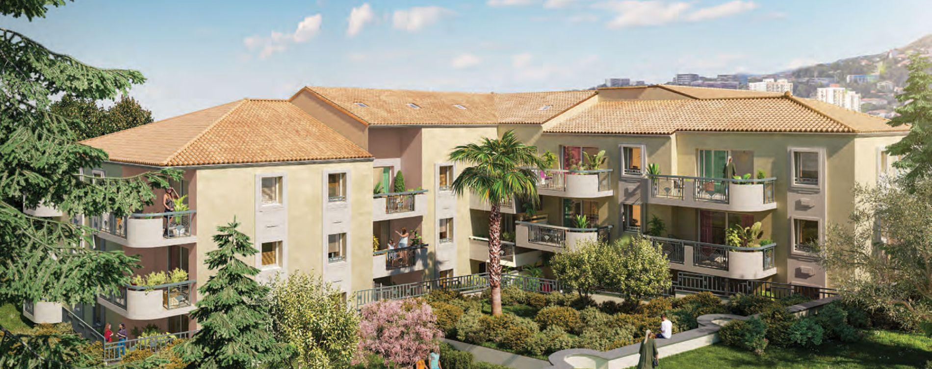 Résidence Allegria à Toulon
