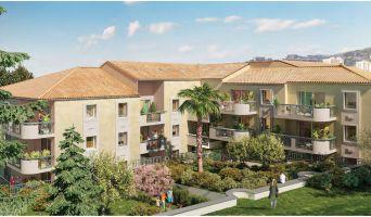 Toulon : programme immobilier neuf « Allegria » en Loi Pinel