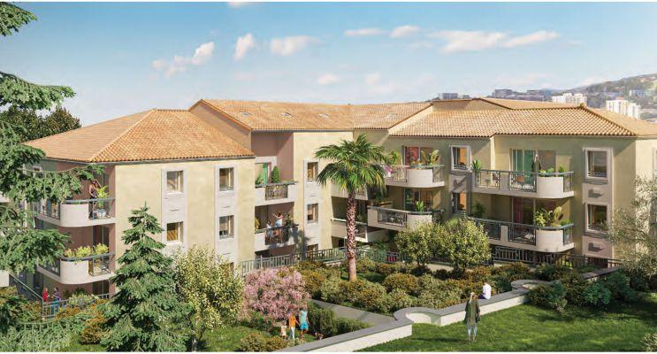 Photo du Résidence « Allegria » programme immobilier neuf en Loi Pinel à Toulon
