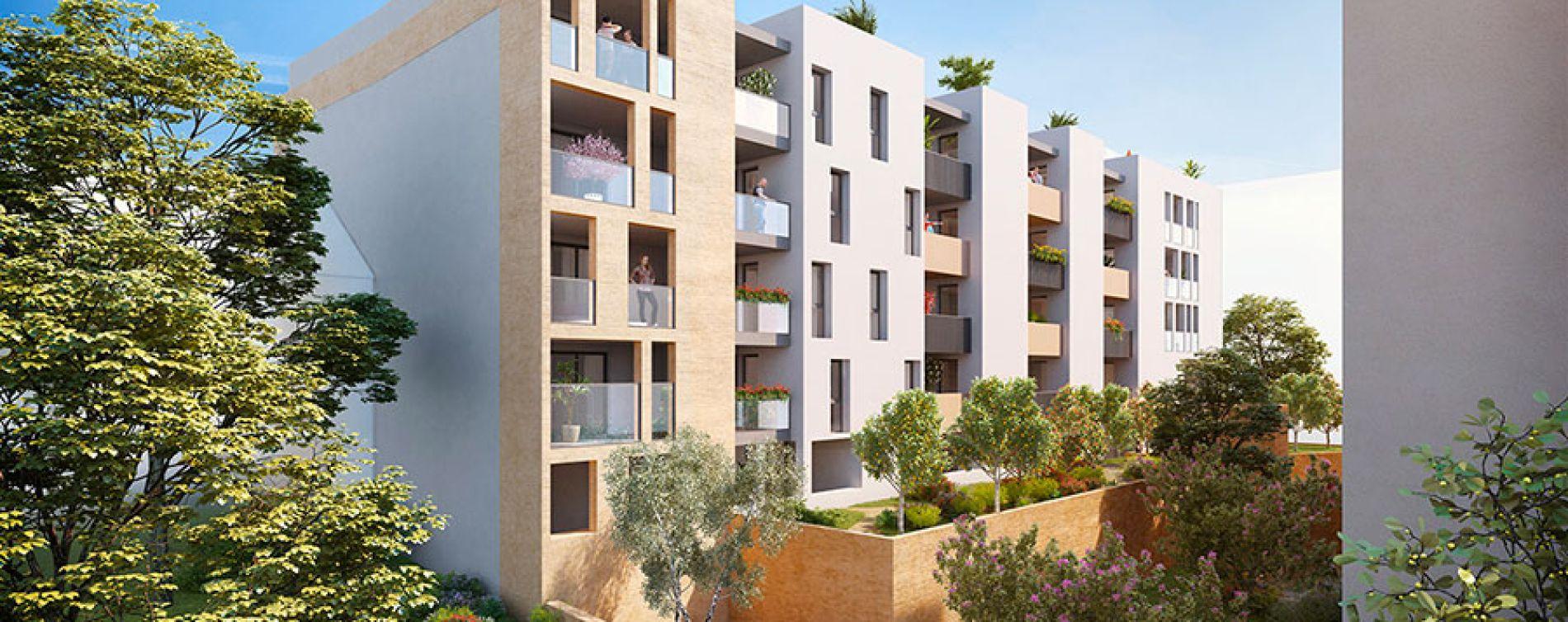 Résidence Bel'Ombra à Toulon