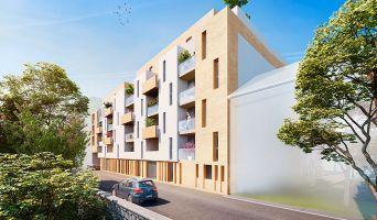 Résidence « Bel'Ombra » programme immobilier neuf en Loi Pinel à Toulon n°1