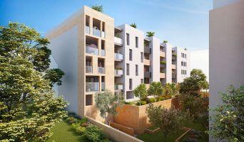 Résidence « Bel'Ombra » programme immobilier neuf en Loi Pinel à Toulon n°2