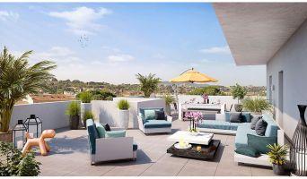Résidence « Bel'Ombra » programme immobilier neuf en Loi Pinel à Toulon n°3