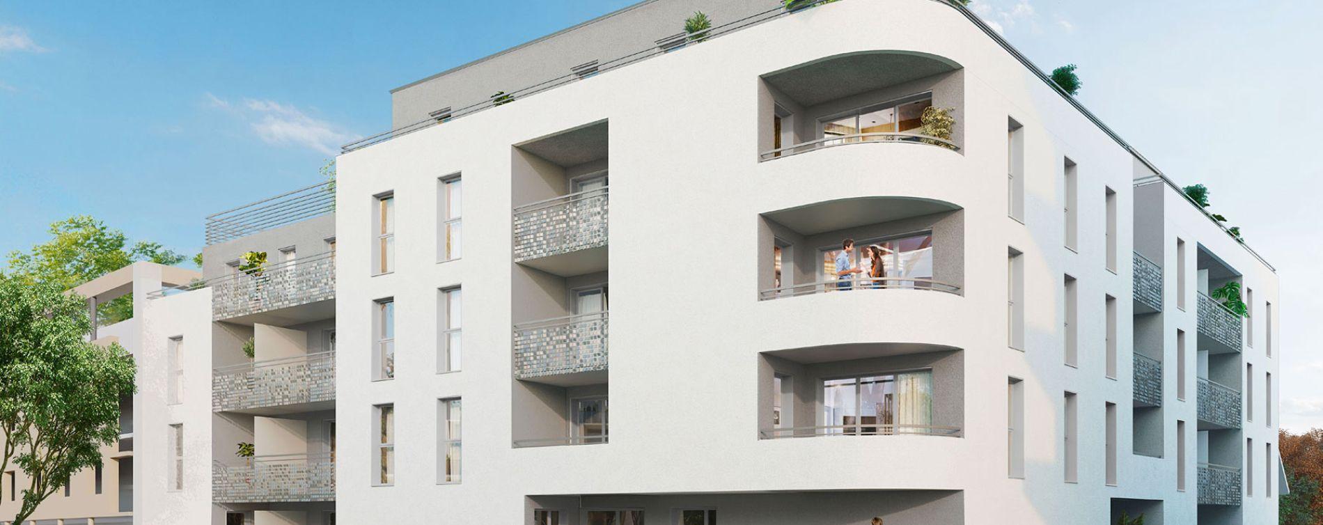 Résidence Carré Marceau à Toulon