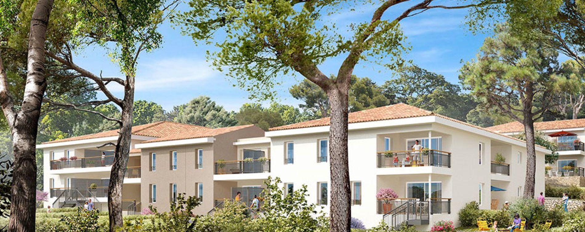 Résidence Château Rose à Toulon