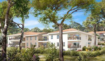 Résidence « Château Rose » programme immobilier neuf en Loi Pinel à Toulon n°1