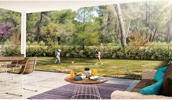 Résidence « Château Rose » programme immobilier neuf en Loi Pinel à Toulon n°2