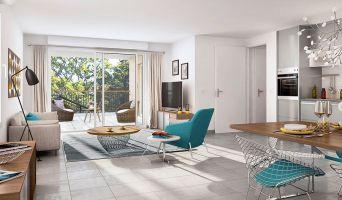 Résidence « Château Rose » programme immobilier neuf en Loi Pinel à Toulon n°3