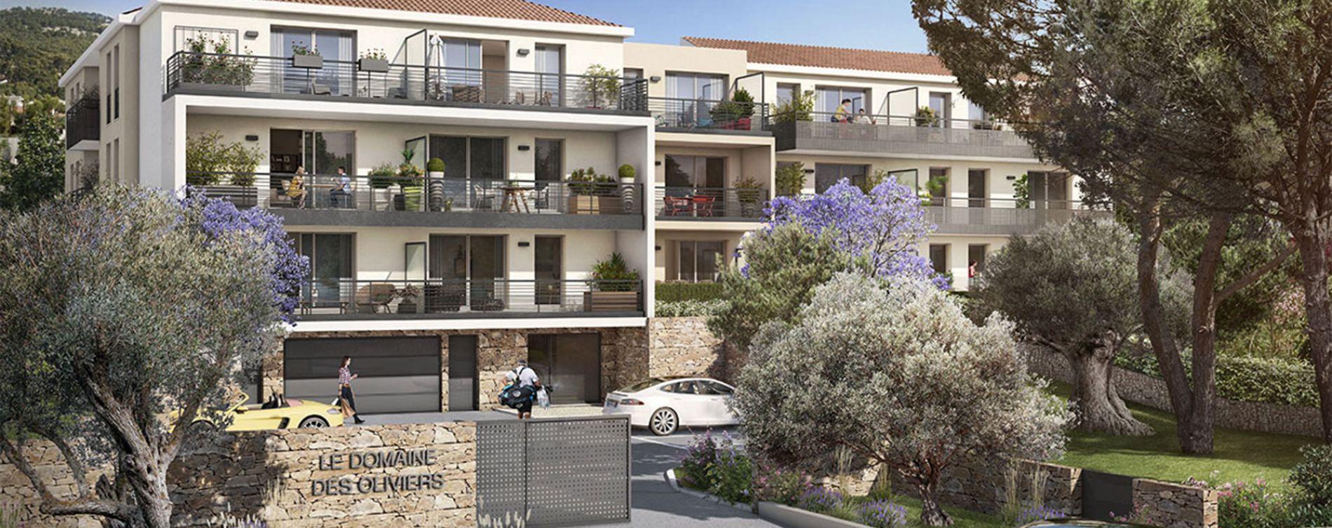 Résidence Domaine des Oliviers à Toulon