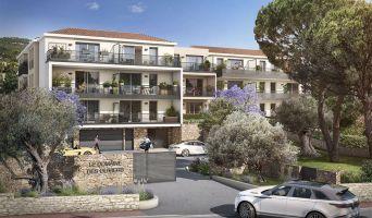 Photo du Résidence « Domaine des Oliviers » programme immobilier neuf en Loi Pinel à Toulon