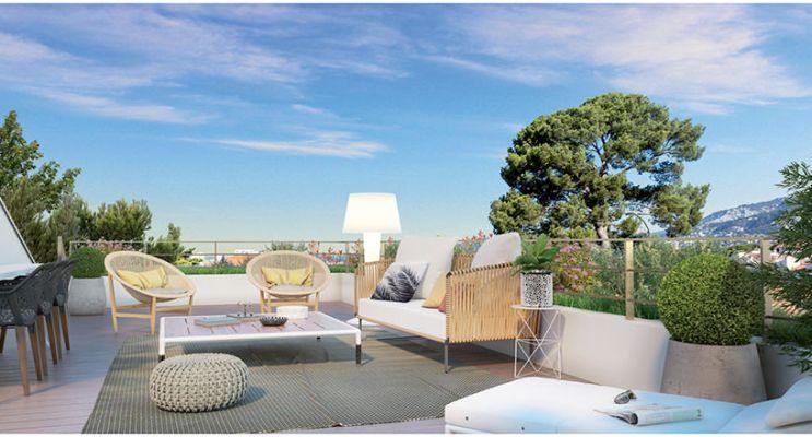 Photo n°2 du Résidence « Eclipse » programme immobilier neuf en Loi Pinel à Toulon