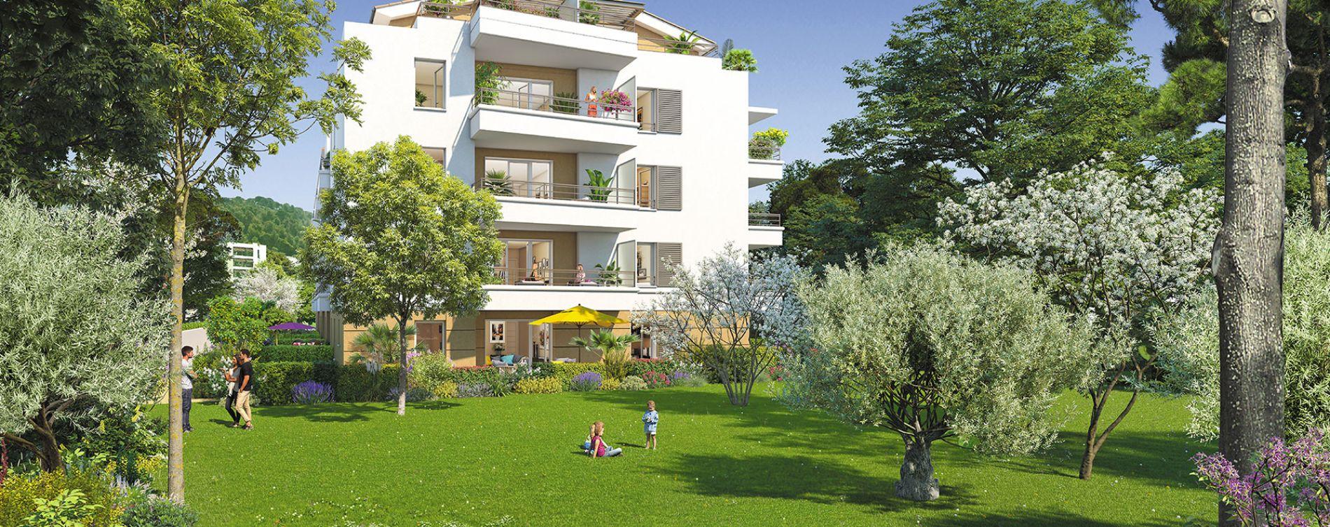 Résidence Jardin d'Eté à Toulon
