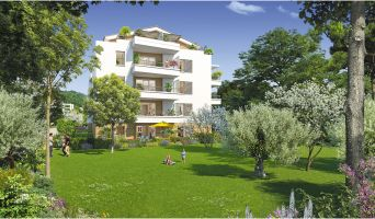 Photo du Résidence « Jardin d'Eté » programme immobilier neuf en Loi Pinel à Toulon