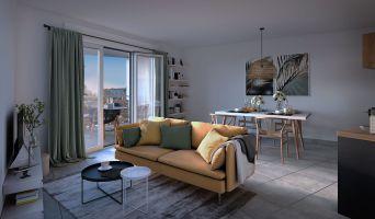 Photo n°2 du Résidence « Krome 182 » programme immobilier neuf en Loi Pinel à Toulon