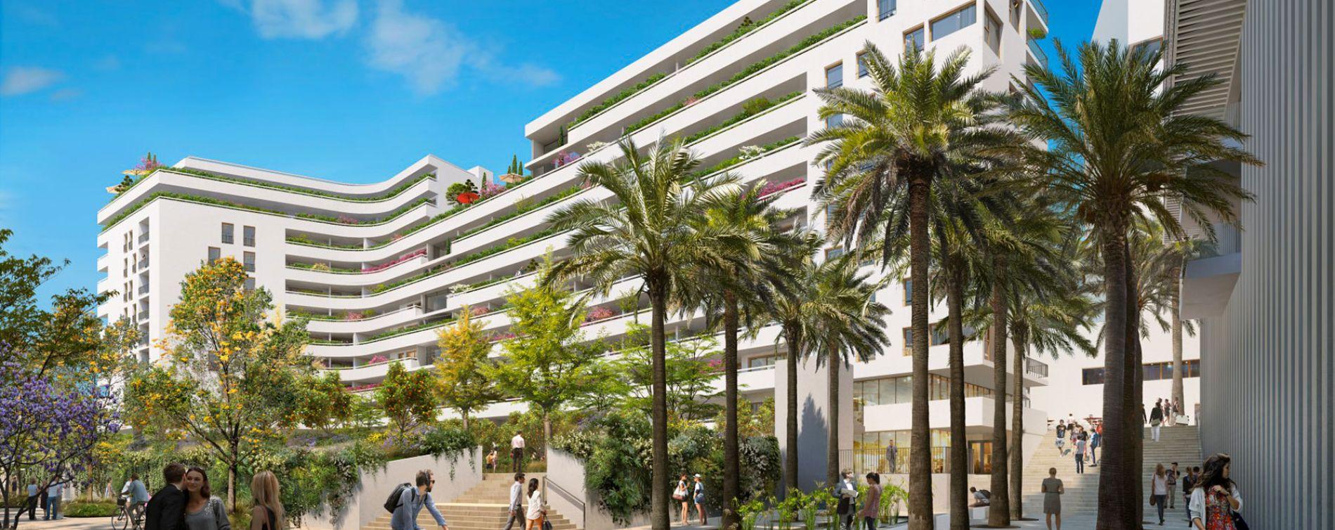 Résidence La Voile Blanche à Toulon