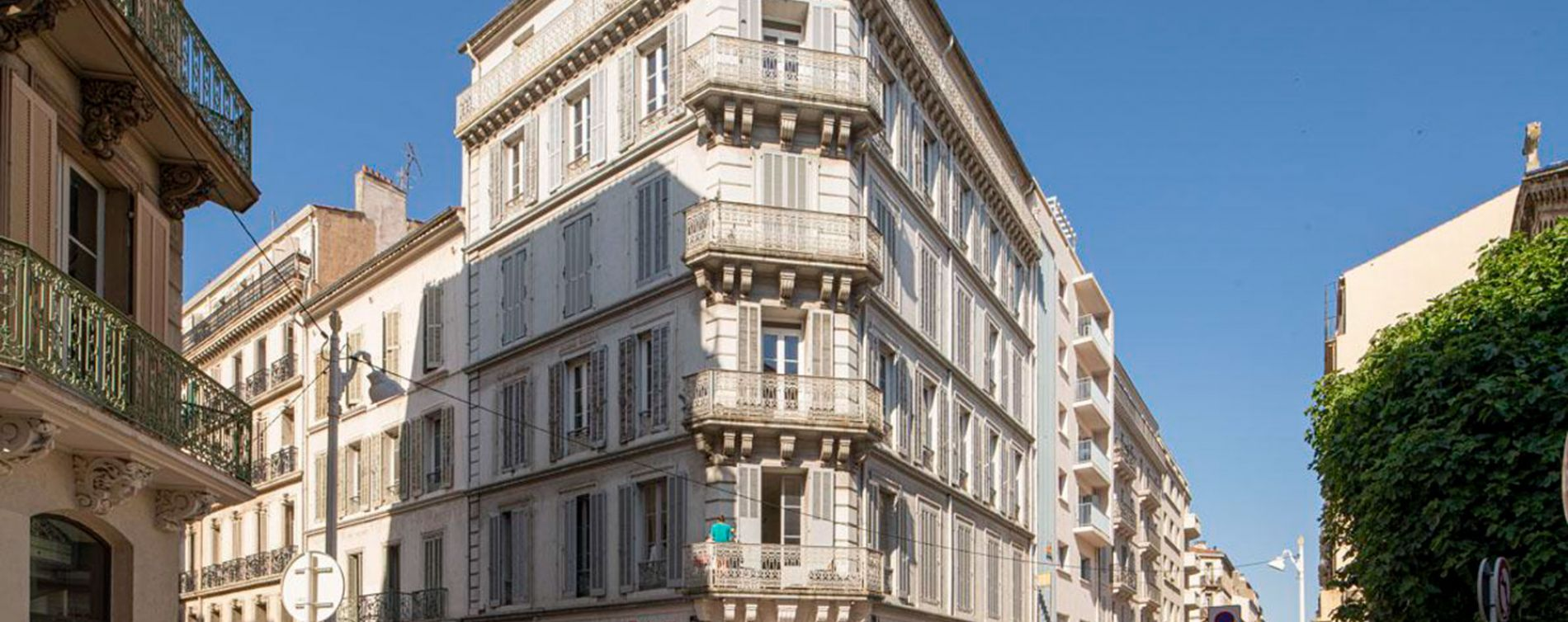 Résidence Le Consul à Toulon