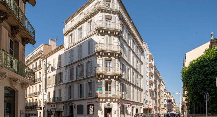 Photo du Résidence « Le Consul » programme immobilier à rénover en Déficit Foncier à Toulon