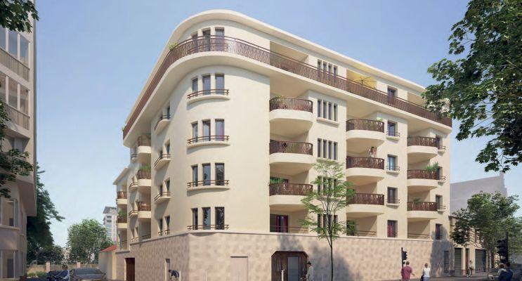 Photo du Résidence «  n°214405 » programme immobilier neuf en Loi Pinel à Toulon
