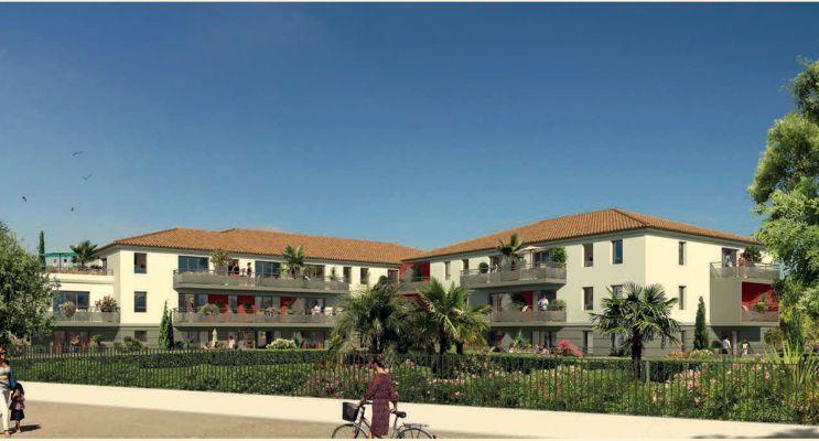 Photo du Résidence «  n°216387 » programme immobilier neuf en Loi Pinel à Toulon